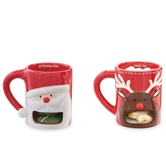 Christmas Cookie Hold Mugs-2A
