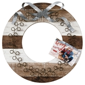 Wreath Card Holder