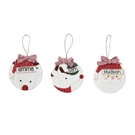 Personalizable Character Ornaments
