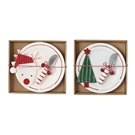 Tree & Reindeer Holiday Cheese Sets
