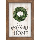 WELCOME HOME- 7X10