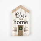 BLESS OUR HOME - 3.5X6
