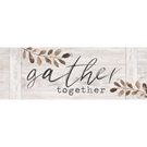 GATHER TOGETHER - 20X7