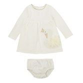 Swan Dress & Bloomer Set