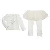 Dancing Bear Skirted Two-Piece Set Infant Assortment