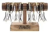 Maye Bracelet Collection, 2 each of 10 styles and FREE Display