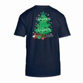Maybe Christmas Doesn't Come from a Store Navy T-Shirt Asst & FREE Display