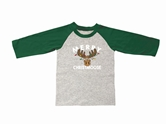 Merry Christmoose 3/4 Sleeve Shirt Assortment and FREE Display