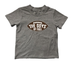 The Boys of Fall Grey Crew Neck T-Shirt Assortment and FREE Display