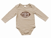Huddles and Cuddles Brown Long Sleeve Onesie Assortment and FREE Display