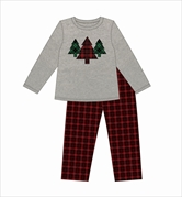 Christmas Trees Pajamas Assortment and FREE Display