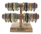 Gala III Bracelet Collection, 2 each of 8 styles and FREE Display