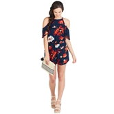 Hayes Romper Navy Floral-4A