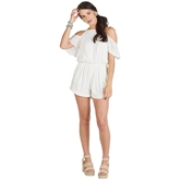 Hayes Romper White-4A