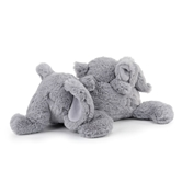 Elephant and Baby Musical Plush
