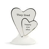 Happily Every After Cake Topper