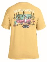 Happy Camper Butter T-Shirt Assortment