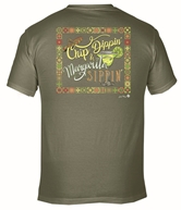 Chip Dippin' and Margarita Sippin' Sage T-Shirt Assortment