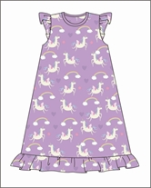 Magical Pajama Gown Assortment and FREE Display