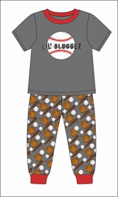 Baseball Pajama Set Assortment and FREE Display