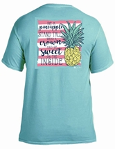 Be A Pineapple Chalky Mint T-Shirt Assortment