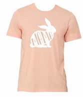 Mama Bunny Peach Crew Neck T-Shirt Assortment