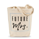 Future Mrs. Canvas Tote