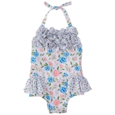 Floral Swimsuit Toddler Kit