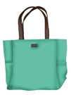 Mint To Be Tote 21 x 7 x 15 Canvas