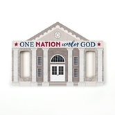 ONE NATION - 7.5X5.25