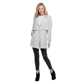 Hollis Trench Jacket Gray Assortment