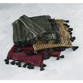 Gingham Square Scarf