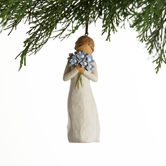 Willow Tree®, Forget-me-not Ornament