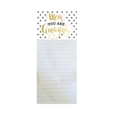Custom Magnetic Notepad Mom You Are Amaz
