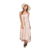 Pink Amma Tie Dye Midi Dress Assortment