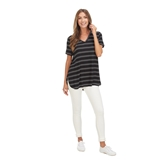 Black Stripe Dani T-Shirt Assortment