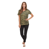 Green Camo Dani T-Shirt Assortment