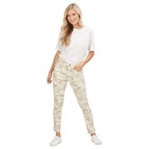 White Rory Camo Jeans
