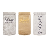 Shimmer Sunglass Pouches
