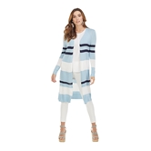 Blue Vince Striped Cardigan Assortment