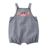 Chambray Crab Bubble Infant Kit