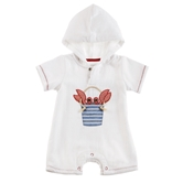 Crab Shortall Cover-Up