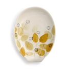 Summer Flowers Oval Spoon Rest