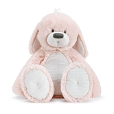 Polly Pink Puppy Plush