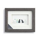 Puppy Dog Tails Wall Art - 10x8""