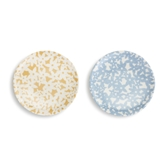 Spring Floral Wine AppPlates - Set of 2A
