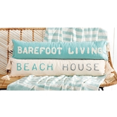Beach Skinny Tassel Pillows