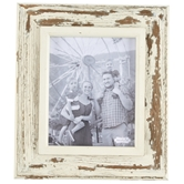 Large White Weathered Frame