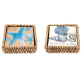 Beach Napkin Holder Sets
