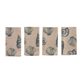 Shell Dinner Napkin Set